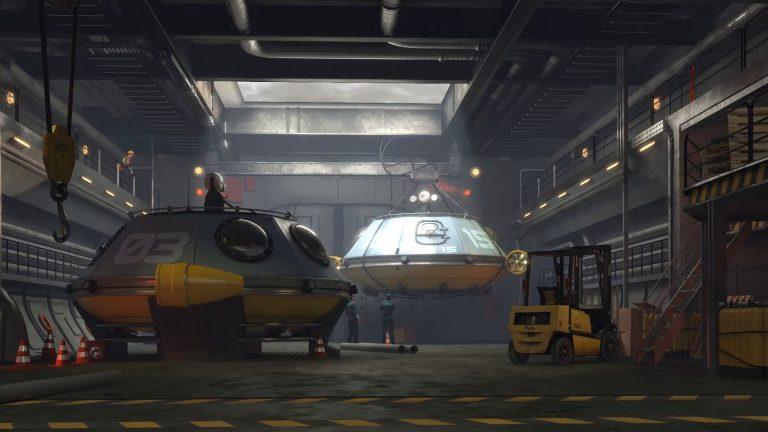 Vulcania studio 3d cinéma abyss explorer